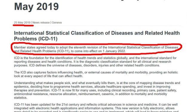 Tėvų atstūmimas įtrauktas į naujausią Tarptautinių ligų klasifikaciją (TLK-11)